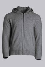 KO864 Unisex hooded jacket