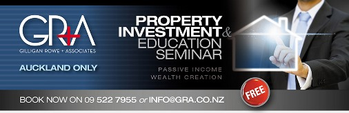 Property Investment Education Seminar