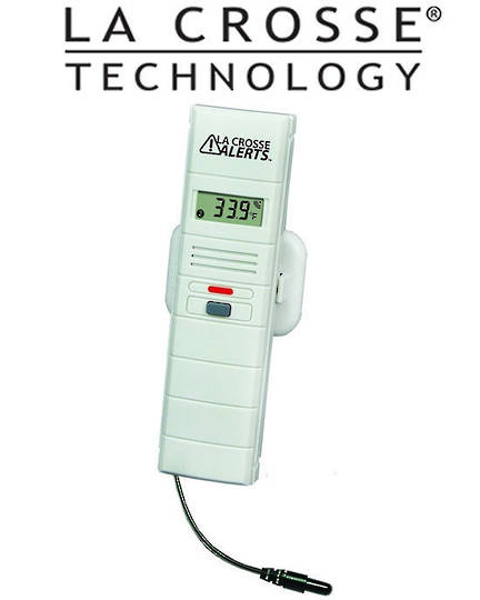 TX60D ADD-ON TEMPERATURE & HUMIDITY SENSOR WITH DRY PROBE FOR LA CROSSE ALERTS SYSTEM