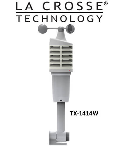 TX141WV2 Wind Sensor for 327-1414W