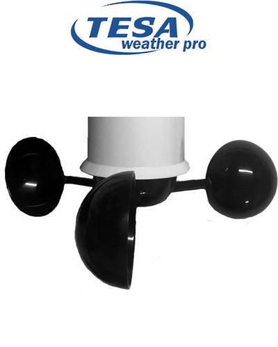 TX81 Anemometer Cups for WS1081V3 and WS2980C-PRO