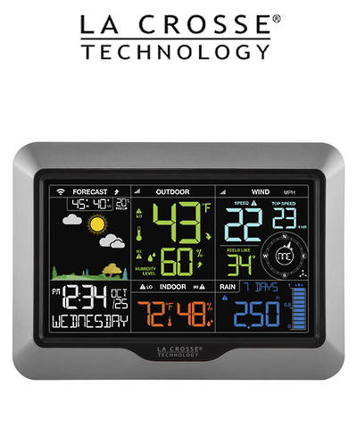 V40-PRO Add-on or Replacement Professional Remote Monitoring colour LCD display