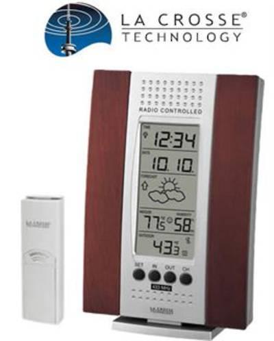 WS-7014CH-IT La Crosse Wireless Weather Station with Forecast