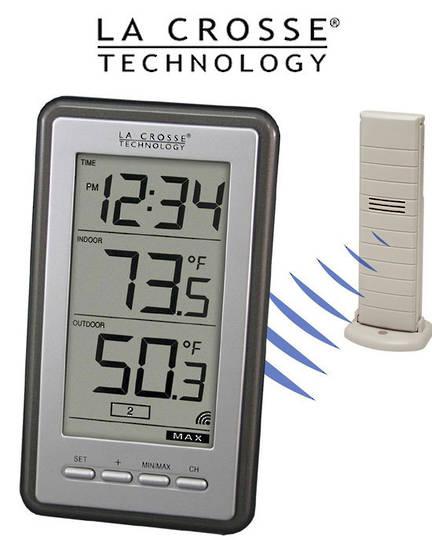 WS9160U-IT Wireless Weather Station