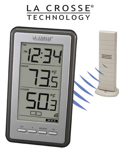 WS9160U-IT Wireless Weather Station