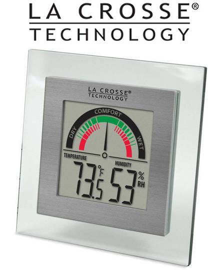 WT-137 La Crosse Comfort Meter with Temp and Humidity
