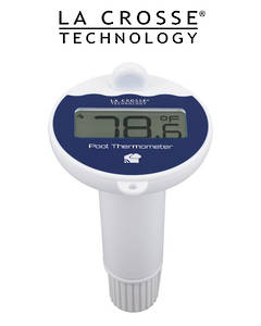 LTV-POOL - Pool Sensor Connected Add-On Pool Thermometer