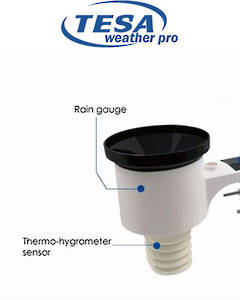TX29 Thermo and Rain Sensor for WS2980C-PRO
