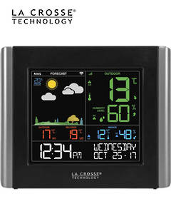 V10-TH Add-on or Replacement Remote Monitoring Color Display