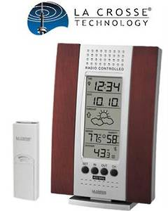 WS-7014CH-IT La Crosse Wireless Weather Station with Forecast