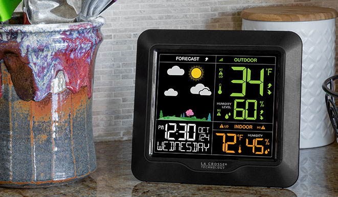 Weather Stations Buying Guide for new Lacrosse customers