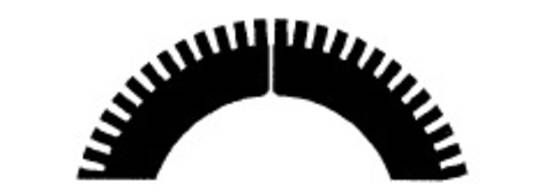 Stahl Perforator 48.0 x 30.0 x 0.5mm 60T