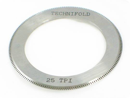 25 TPI Perf Blade for 25mm Shaft
