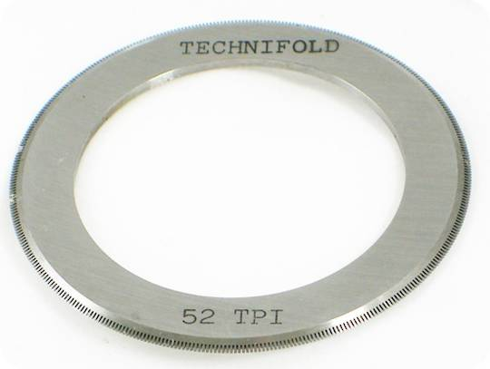 52 TPI  Perf Blade for 35mm Shaft