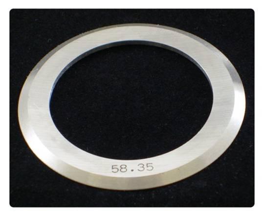 Kiss Cut Slitter 58.30mm OD for 35mm Shaft
