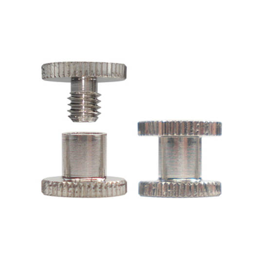 5mm long N P Knurled Interscrew