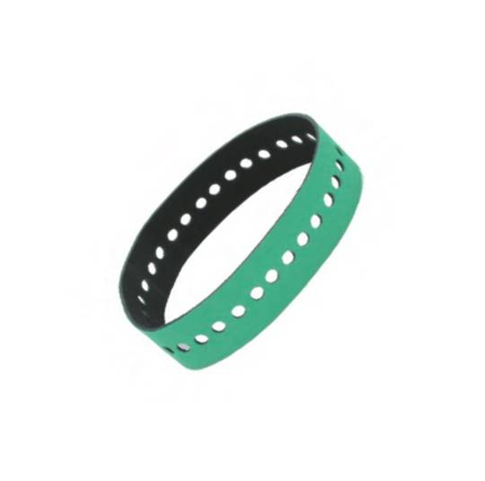 Slow Down Belt Flat Green