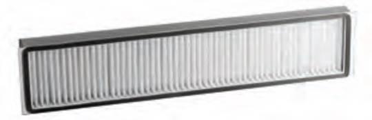 Air Filter 730 x 160 x 47mm