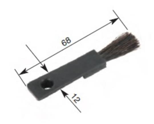 Heidelberg Feeder Brush for QM46