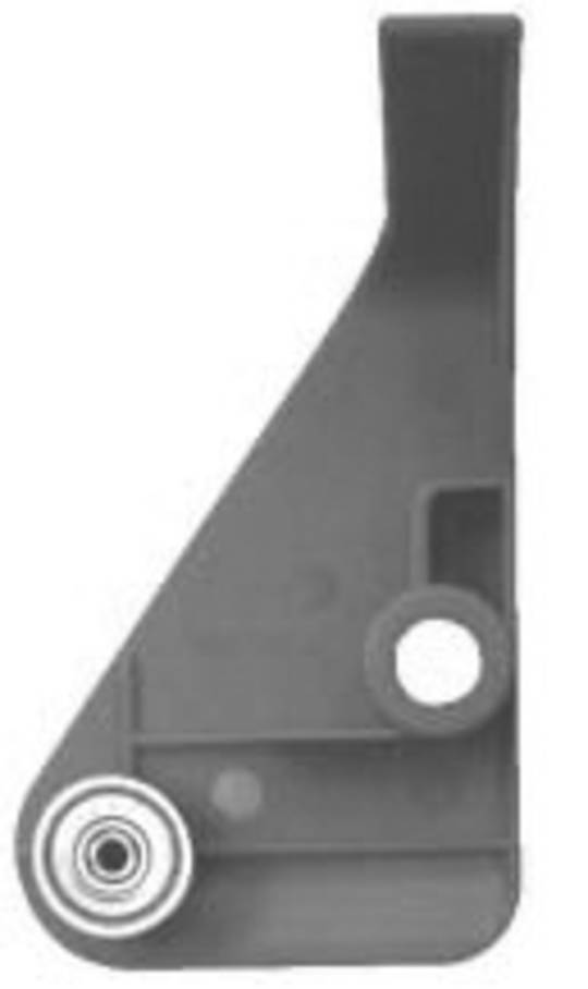 Muller Red Carrier (LHS) With Bearing