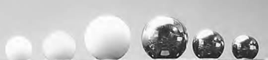 20mm Marble Plastic