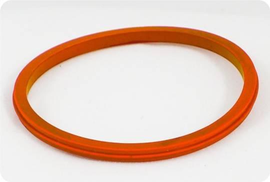 Tri-Creaser Easy Fit Insert Orange for 25mm
