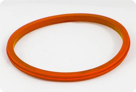 Tri-Creaser Easy Fit Insert Orange for 35mm
