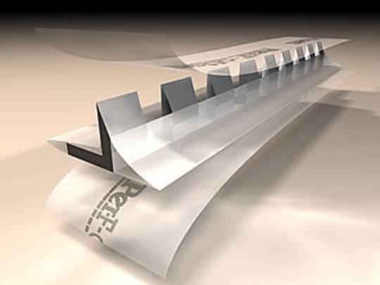 Per-F-off-set Stick On Perf 12 TPI (12.5m Roll)