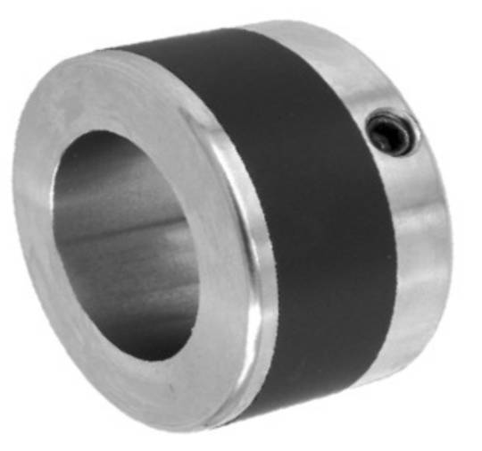 Transport Collar for 20mm Shaft Urethane/Steel
