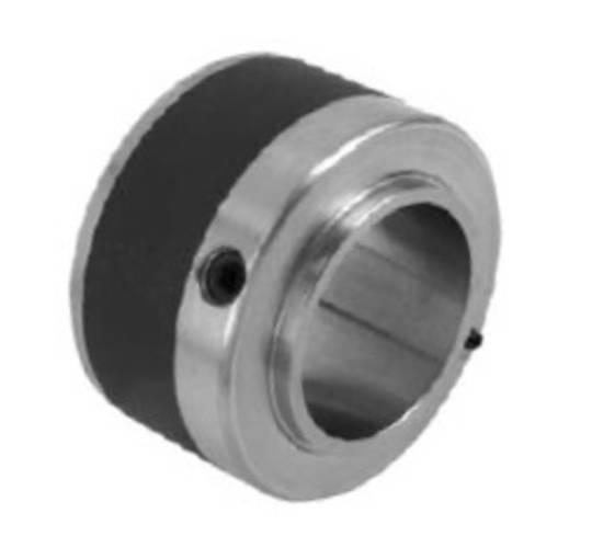 Transport Collar for 35mm Shaft Urethane/Steel with Pin/Flange