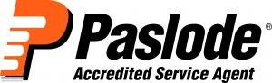 Paslode logo plain Black accred2