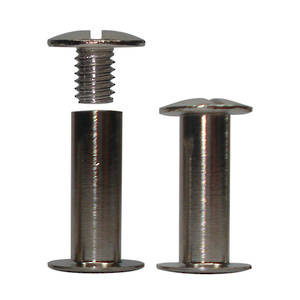 20mm long N P Dome Interscrew