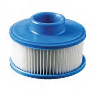 Air Filter 128.5 x 44 x 84mm