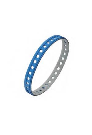 Slow Down Belt Flat Blue