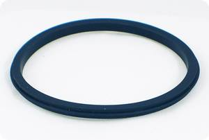 Tri-Creaser Easy Fit Insert Blue for 25mm
