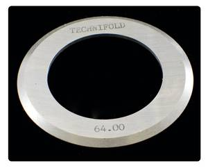 Deep Cut Slitter 64.00mm OD for 35mm Shaft