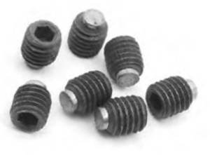 Brass Tipped Grub Screw M6 x 6mm
