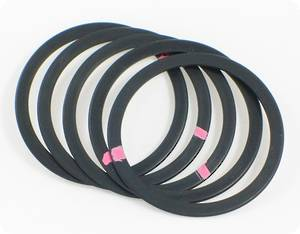 Tri-Creaser Deluxe Insert Pink Dot for 25/30mm