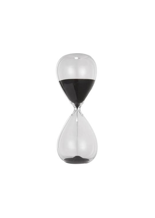BLACK SAND TIMER (15 MIN APPROX)