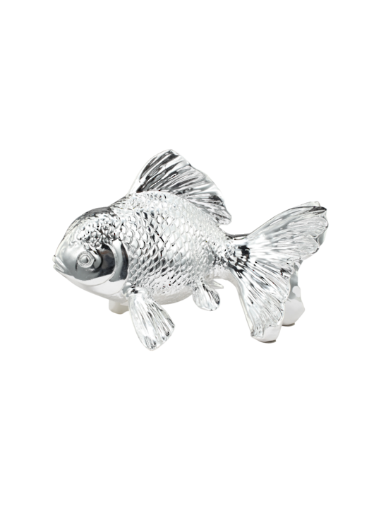 MR LIMPET RESIN FISH FIGURINE LGE