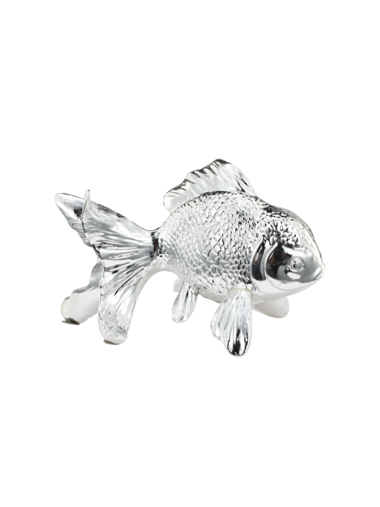 MRS LIMPET RESIN FISH FIGURINE SML