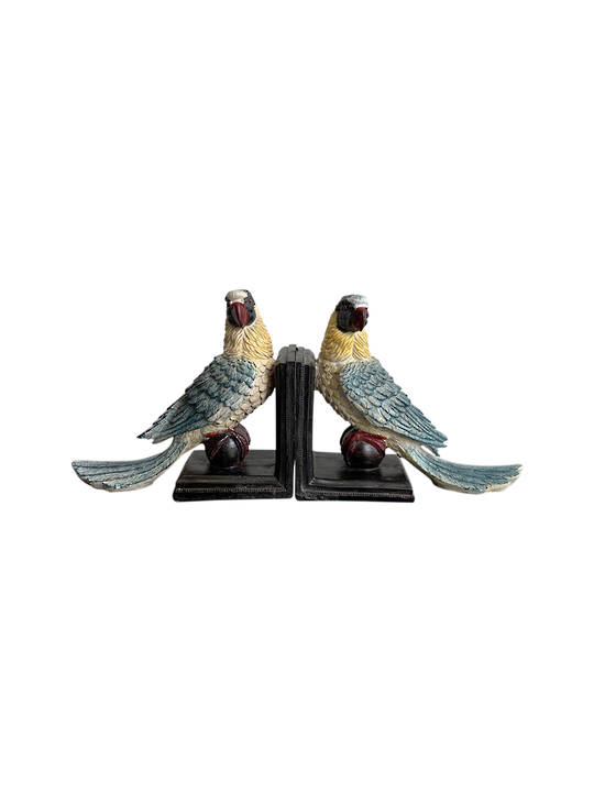 RIO BIRD BOOKENDS