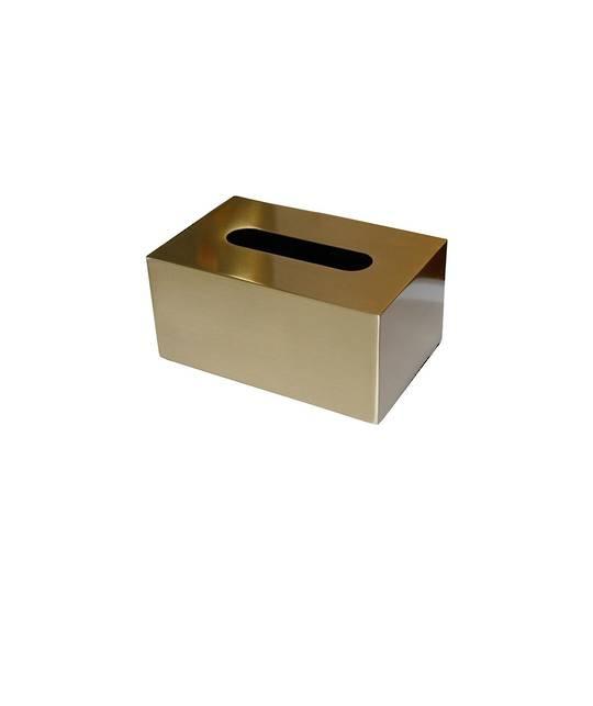 LUXE RECTANGULAR TISSUE BOX