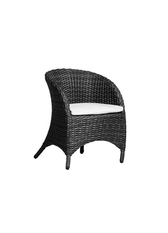 COAST WICKER DINING CHAIR OUTDOOR