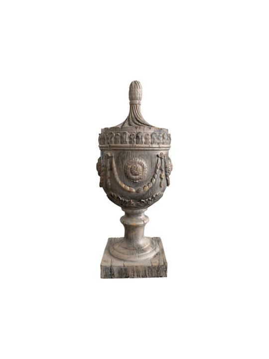 ARCHITECTURAL URN BROWN