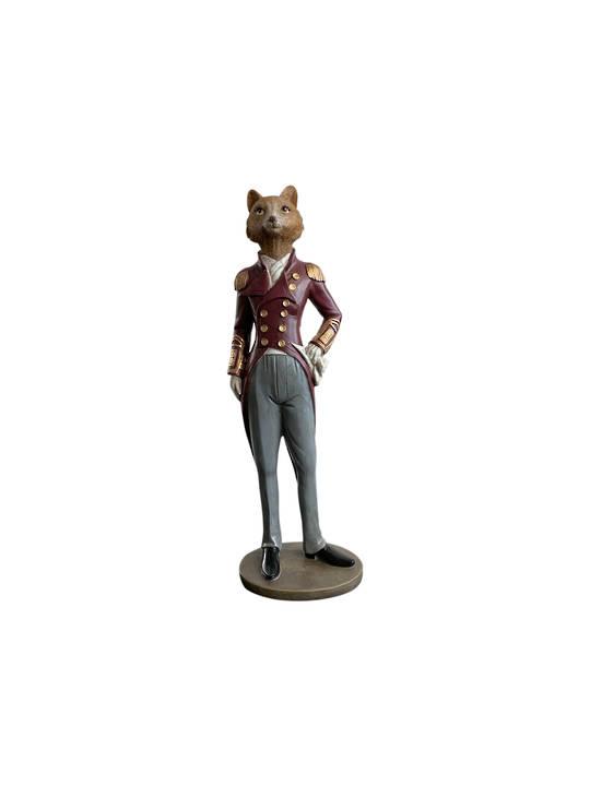 GENTLEMAN STANDING FOX