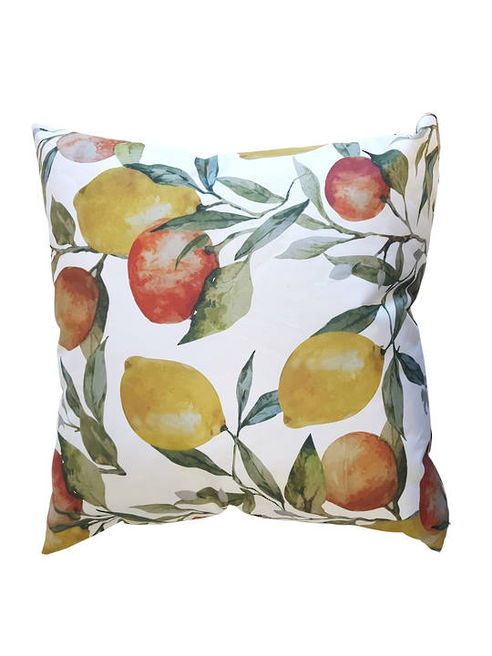 CUSHION COVER OUTDOOR  CITRUS  DOUBLE SIDED