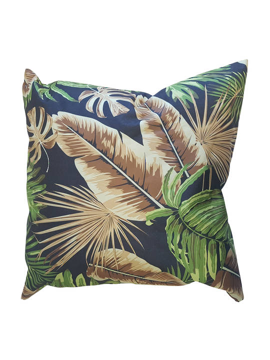 CUSHION COVER OUTDOOR TROPICAL DOUBLE SIDED
