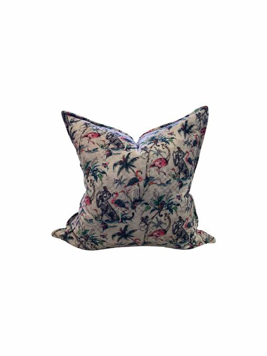 WILD IMAGINATION ANIMALS CUSHION COVER