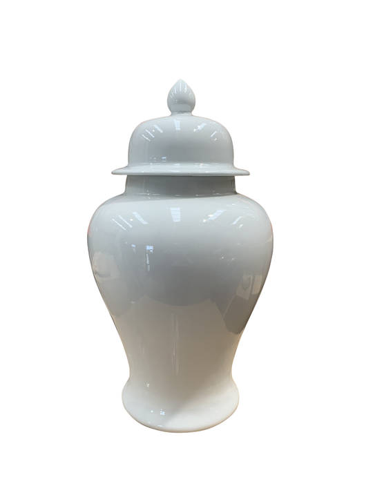 GINGER JAR WHITE MEDIUM